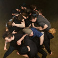 Dan Witz: Mosh Pits, Human and Otherwise.