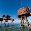 Guy Maunsell: The Maunsell Forts